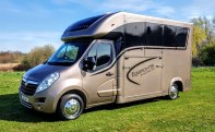 Equihunter Aurora Arena or Encore Two Stall Horsebox