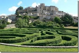 Jardin Sévigné Grignan