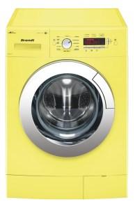 lave-linge jaune