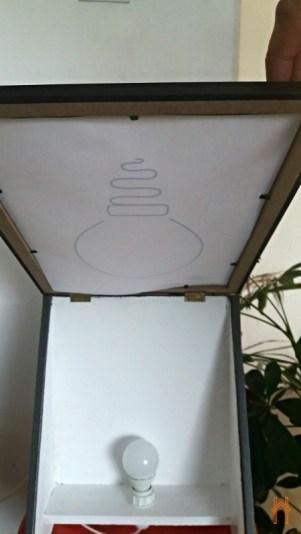 Lampe 2 en 1