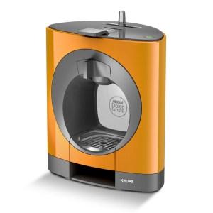 machine à café orange