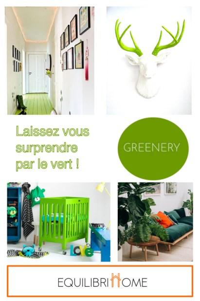 déco greenery