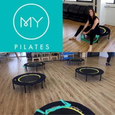 My Pilates rebound