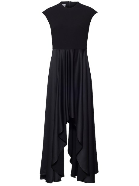 Mareth Colleen Stash Dress in Black