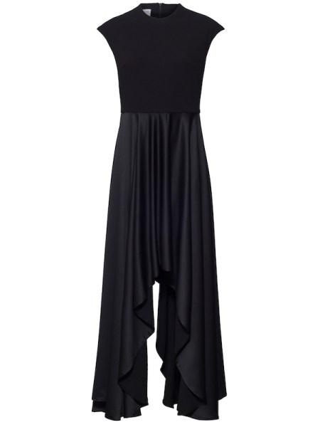 Mareth Colleen Stash Dress in Black