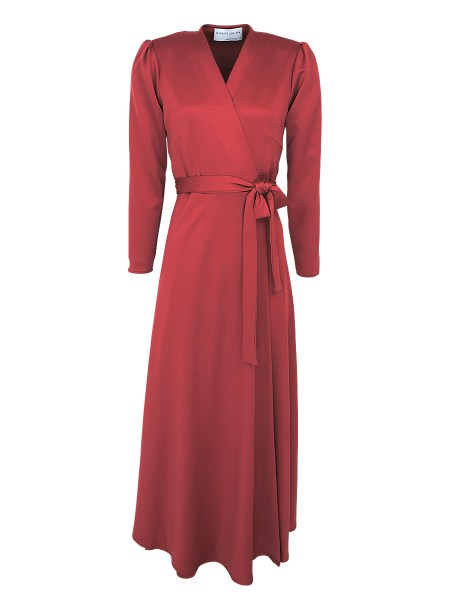 red wrap dress South Africa
