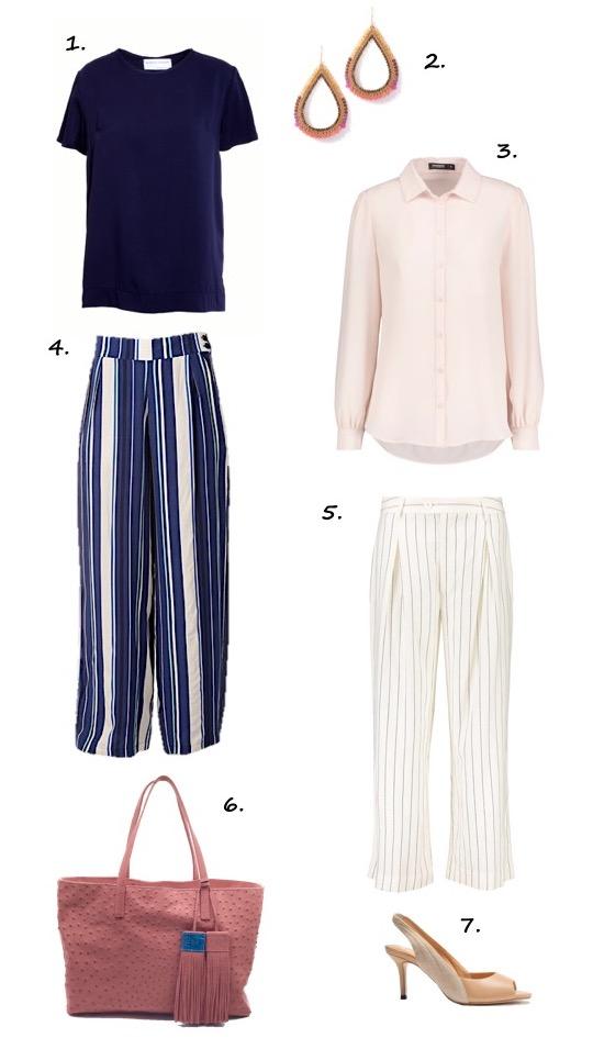 Summer workwear inspiration