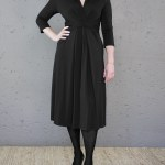 JMVB Kate Dress Black