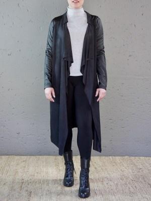 Long black coat South Africa