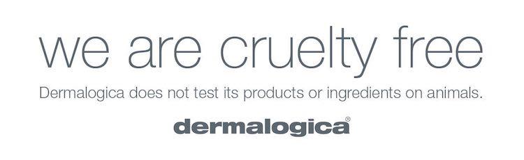 Dermalogica is cruelty free