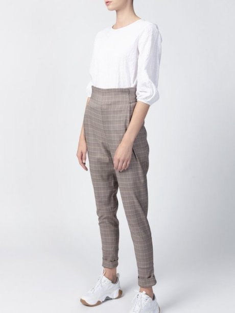 Finsbury Wrap Trouser Front 2