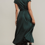 Mareth Colleen Philly Wrap Dress Seawead