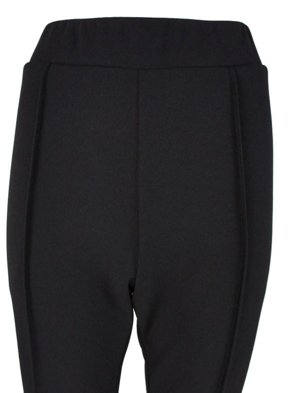 Erre Sprint Skinny Pants Black Closeup