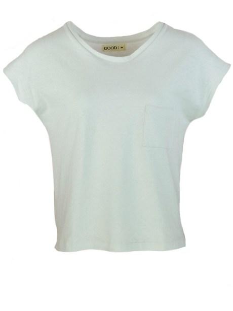 Good Hemp T-Shirt White Shopfront