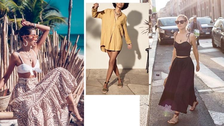 stylish summer separates