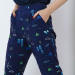 Good Clothing Kandy Pants Navy Cape Town Scene