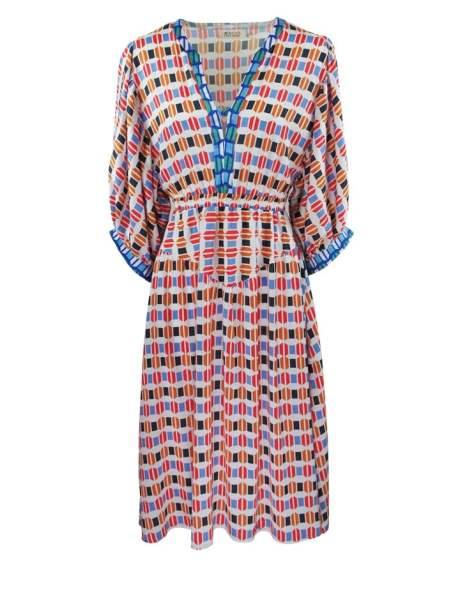 African Style Story Muda Dress