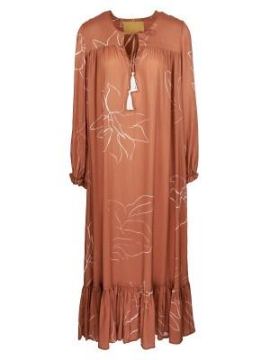 Asha Eleven Moomoo Dress Bloom