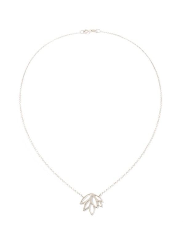 Kirsten Goss Balti 2.0 Necklace Silver