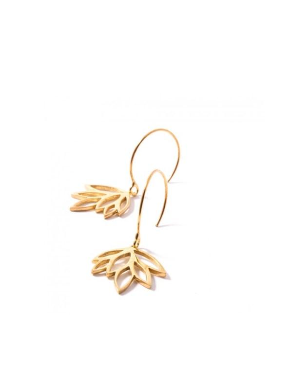Kirsten Goss Mini Balti Gold Side