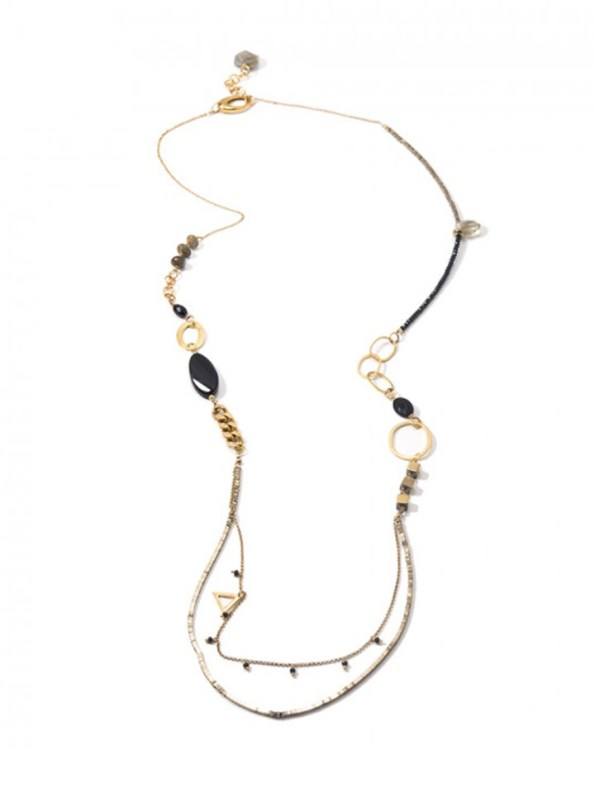 Kirsten Goss Raven Necklace