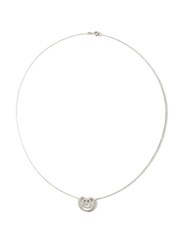 Kirsten Goss Wildcard no.22 necklace Silver
