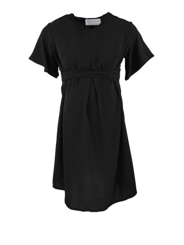 Mareth Colleen April4Mom Dress Black