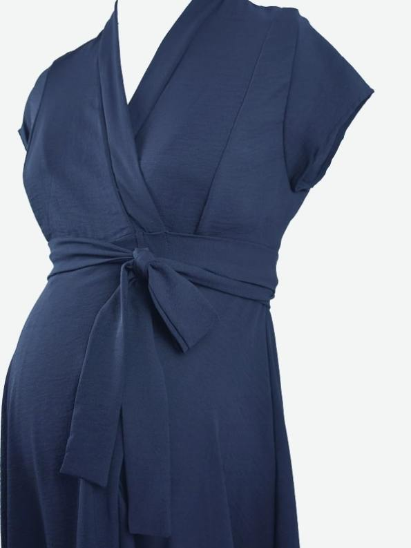 Mareth Colleen Philly4Mom Navy Detail