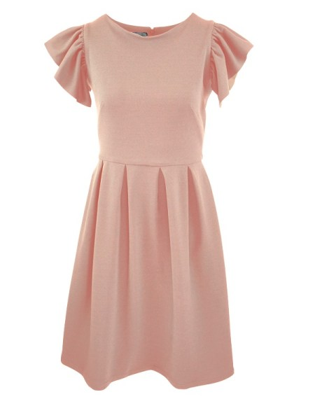 Mareth Colleen Tam Dress Blush Pink