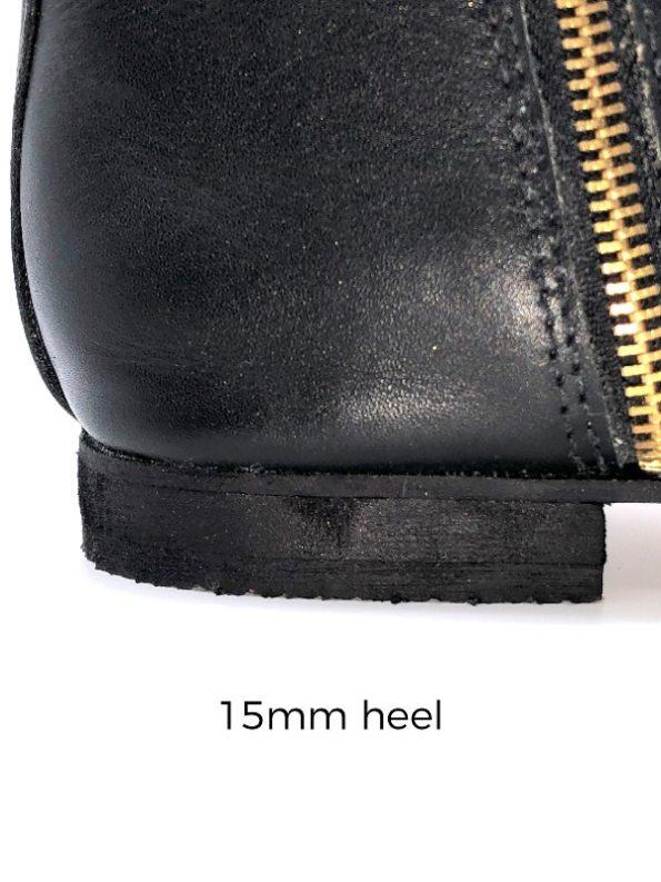 15mm heel