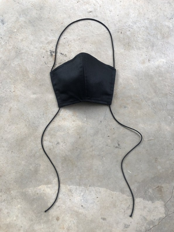 Erre Adjustable Tailored Mask with Upper Wire Flat 2