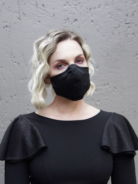 Erre Adjustable Tailored Mask with Upper Wire Woman