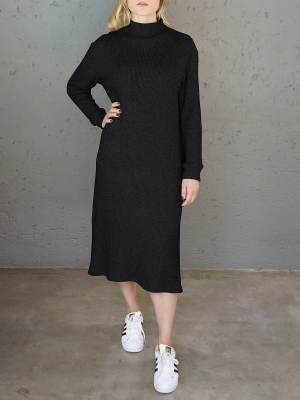 Black sweater dress winter made in South Africa