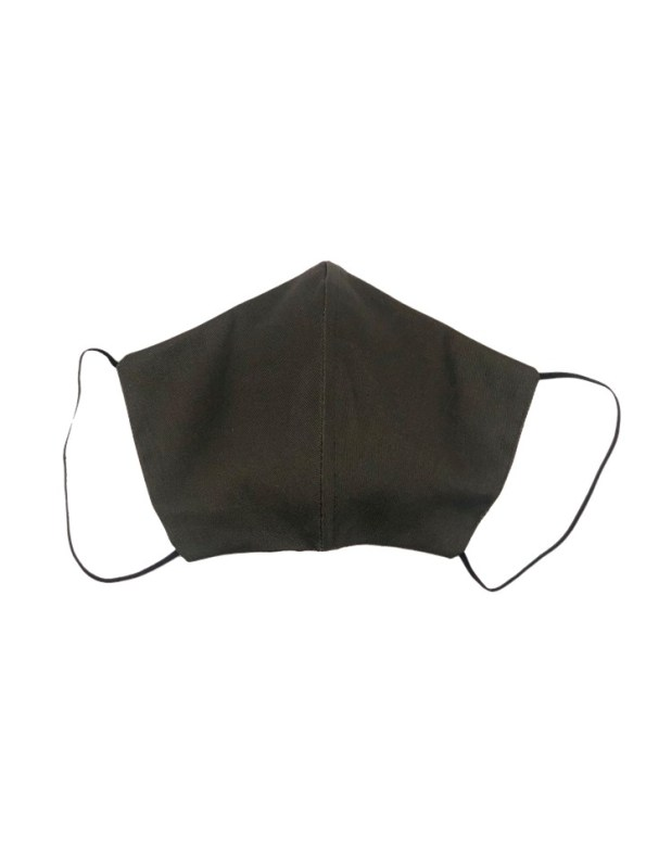 JMVB Face Mask Army Green Front
