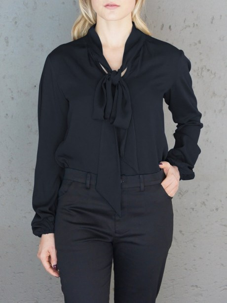 Black workwear blouse South Africa