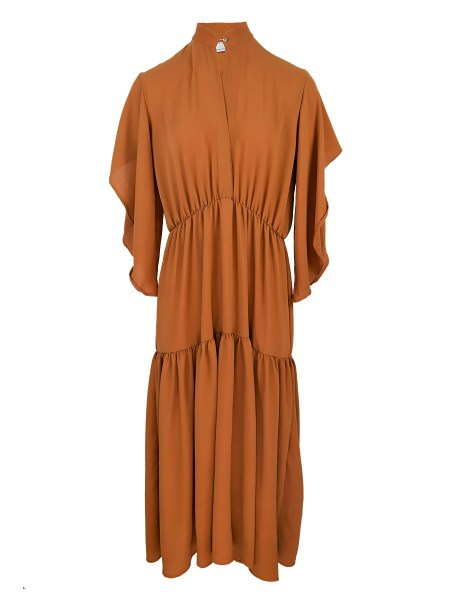 Clay brown Dress Boho style South Africa