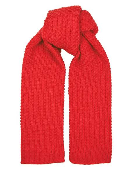 Mohair Knitted Wrap in Coral Orange made in South Africa