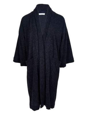 Navy kimono style jacket knitted South Africa