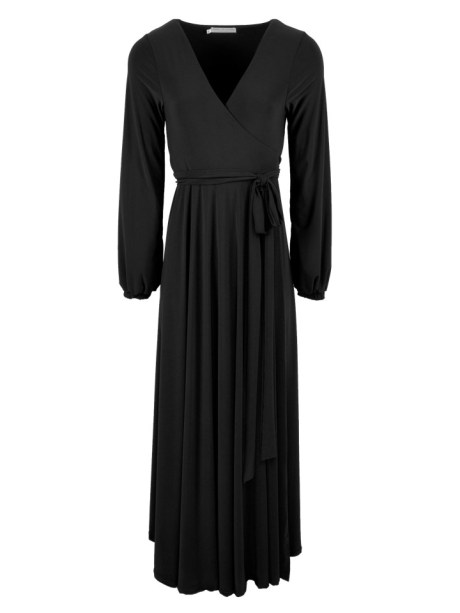 Long dress black maxi dress made in South Africa