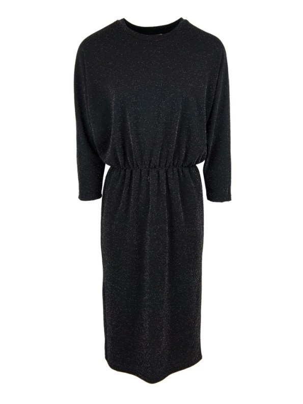 Good Clothing Sphynx Dress Black Sparkle