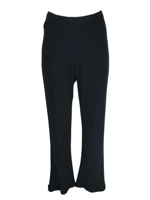 JMVB Lux Loungewear Pants Black
