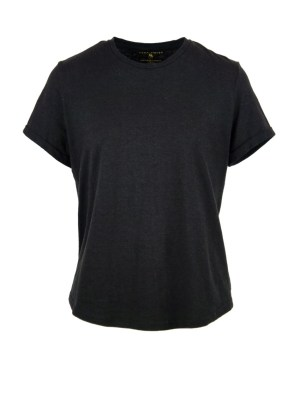 black Tshirt Hemp shirt South Africa