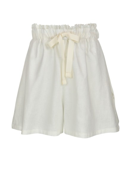 White hemp linen short South Africa