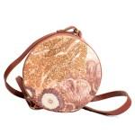 crossbody bag South Africa Velvet Round Bag Pink