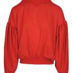 Erre Flex Sweater Top Fire Red