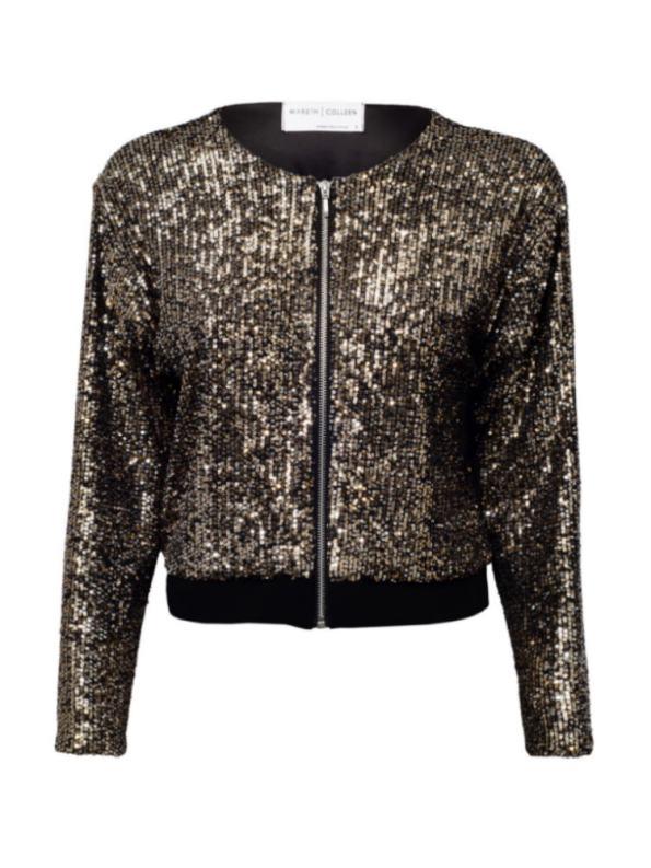 Mareth Colleen Blink Sequin Jacket
