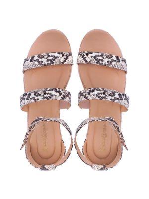 snake print platform sandals South Africa