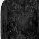 Smudj Aaron Utility Jumpsuit Black Camo