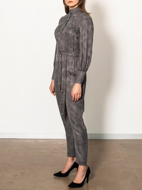 grey utility jumpsuit for women South Africa