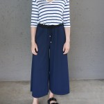 JMVB Athleisure Culottes Navy